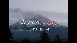 Japan 2019 -   4K   Drone   Tokyo-Kyoto-Mt.Fuji-Osaka-Nagoya  DJI Mavic 