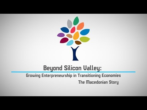 """Conference """"Strengthening the Entrepreneurial Ecosystem in R.Macedonia"""""""