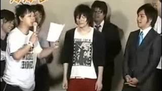 2010/9/1 ウーマンラッシュアワー村本の悪口で盛り上がる中山功太とLLR...