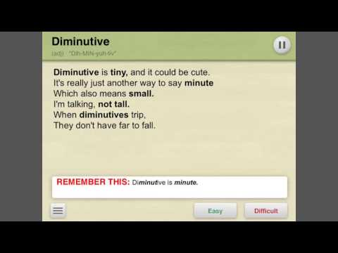 Diminutive