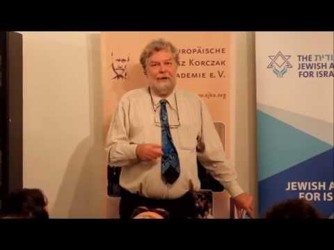 Ulrich Sahm zu Gast im Janusz Korczak Haus
