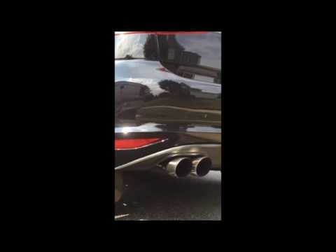 2015 Golf TDI Malone stage 2 with straight pipe and deletes