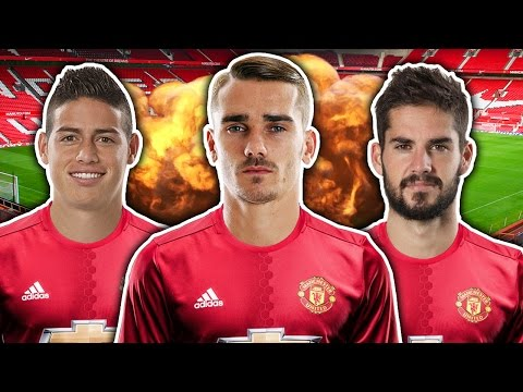 Manchester United To Break The Bank For Superstar Trio?! | Transfer Talk
