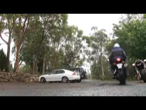 Holden Hsv E Series Gts V Bmw K1200 2007 Performance Drive