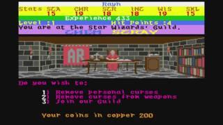 Alternate Reality - The City: Guild [Atari 1040ST PC]