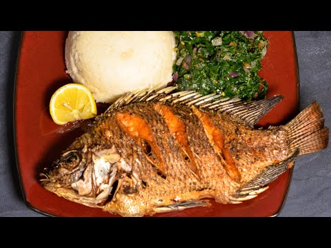 Delicious Fried Tilapia Recipe