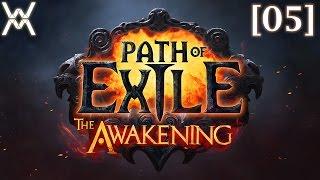 Path of Exile The Awakening - прохождение/гайд [05] - Кладбище кораблей