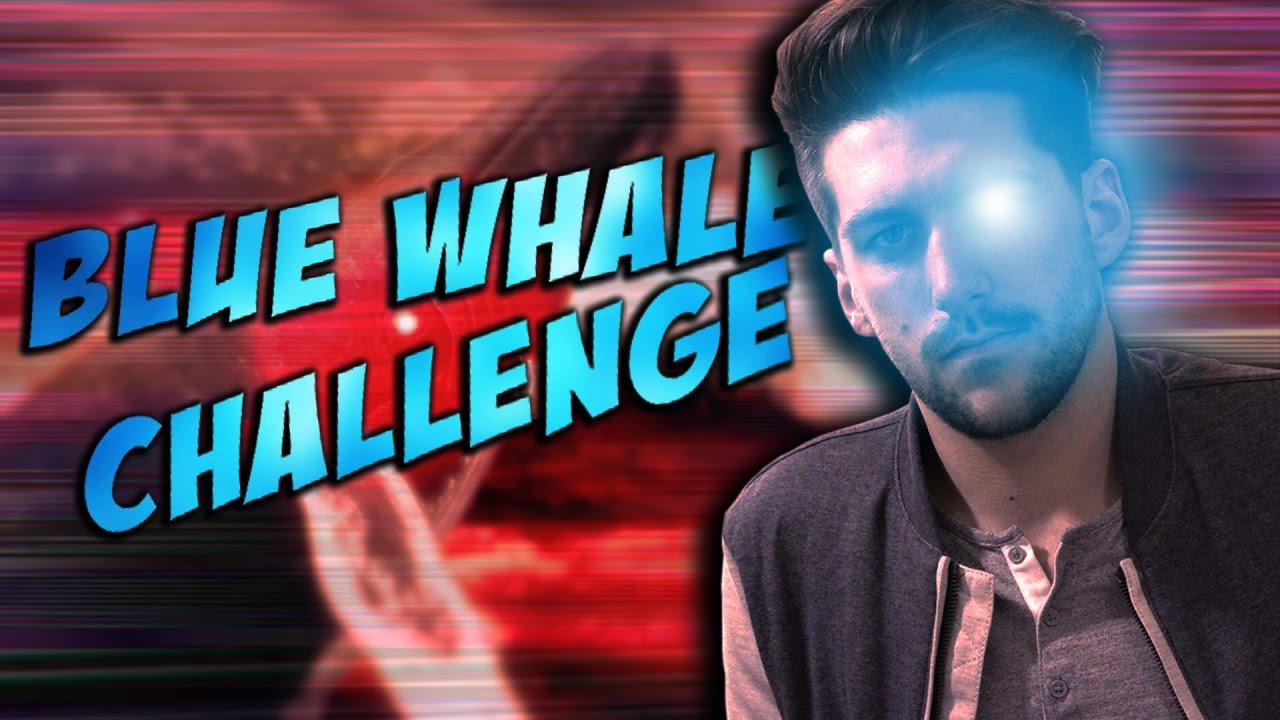 BLUE WHALE CHALLENGE - SLDB#7 - YouTube