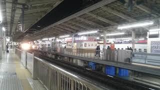 [新幹線]ドクターイエロー 東京駅入線