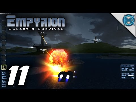 "Empyrion Galactic Survival Gameplay / Let's Play (S-3) -Ep. 11- ""Fail Ship Design"""