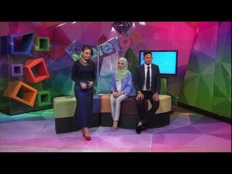 MeleTOP - Persembahan LIVE Datuk Rossa