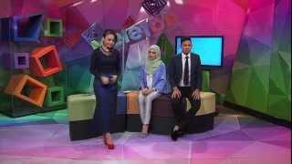 """MeleTOP - Persembahan LIVE Datuk Rossa """"Hijrah Cinta"""" [19.08.2014]"""