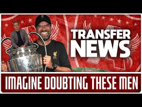 LIVERPOOL WILL GET THEIR MAN | LFC Transfer News & Chat