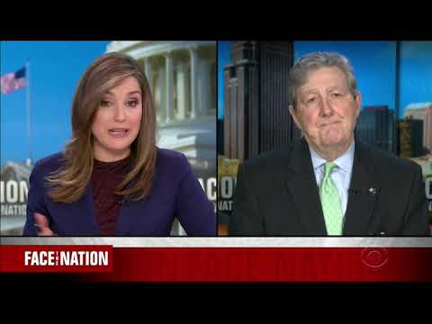 Sen. Kennedy on Face the Nation