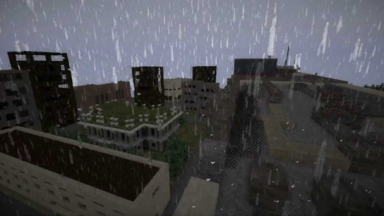 Minecraft dayz map launch trailer welcome to mcdayz youtube sciox Image collections
