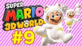 【瀬戸の実況】スーパーマリオ3Dワールドをふたりで実況プレイ! Part 9