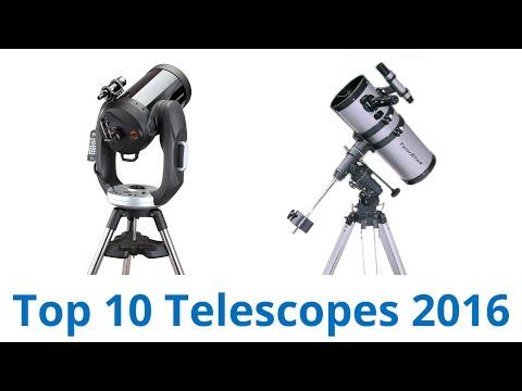 10 Best Telescopes 2016