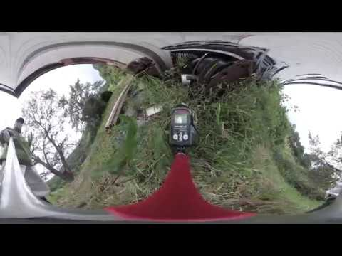 360 VR Documentary from Fukushima, 7 years after the nuclear accident