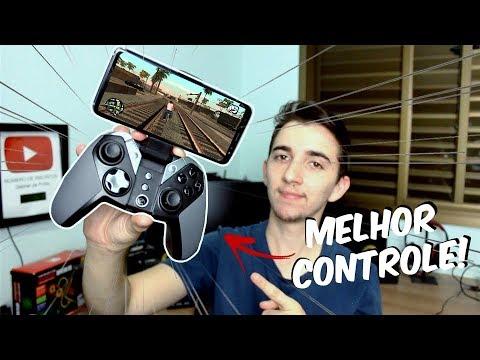 O MELHOR CONTROLE PARA SEU SMARTPHONE, PC E PS3! | GameSir G4S