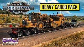 American Truck Simulator/ Покупаем новый грузовик, немного суеты в онлайне. Игра с голосом