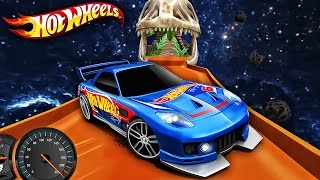 Машинки Хот Вилс игра - Hot Wheels Stunt Track Driver games