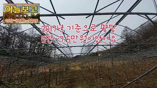 대추농사의 필수 시설