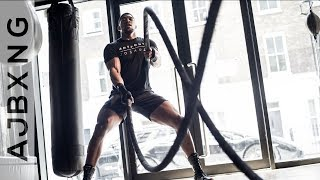 Align Purpose With Vision ~ Anthony Joshua