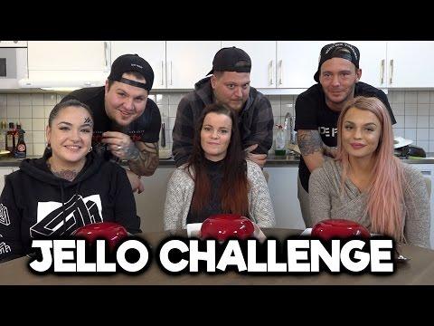 Jello Challenge Ft. Jocke Och Jonna
