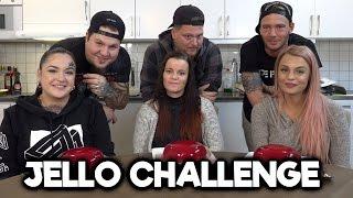 Download Jello Challenge Ft. Jocke Och Jonna Mp3 and Videos