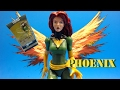 Toy Review Hasbro Marvel Legends X Men Wave Phoenix Action Figure