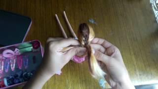 Уроки плетения косичек-|-Обзор