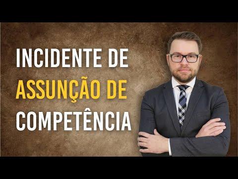 NOVO CPC - IAC - Incidente de Assunção de Competência