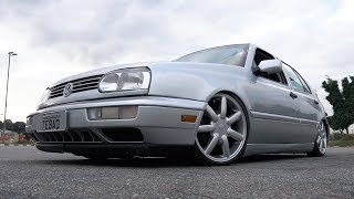 MK3 GOLF WITH SUSPENSION TO THEBROUGH AIR  DRAINING DOUBTS