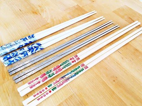 3 Types of Chopsticks: Chinese VS Korean VS Japanese, Dos & Don'ts