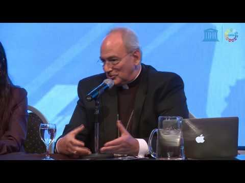1° Pre #COP22 - Conferencia Magistral de Marcelo Sánchez Sorondo