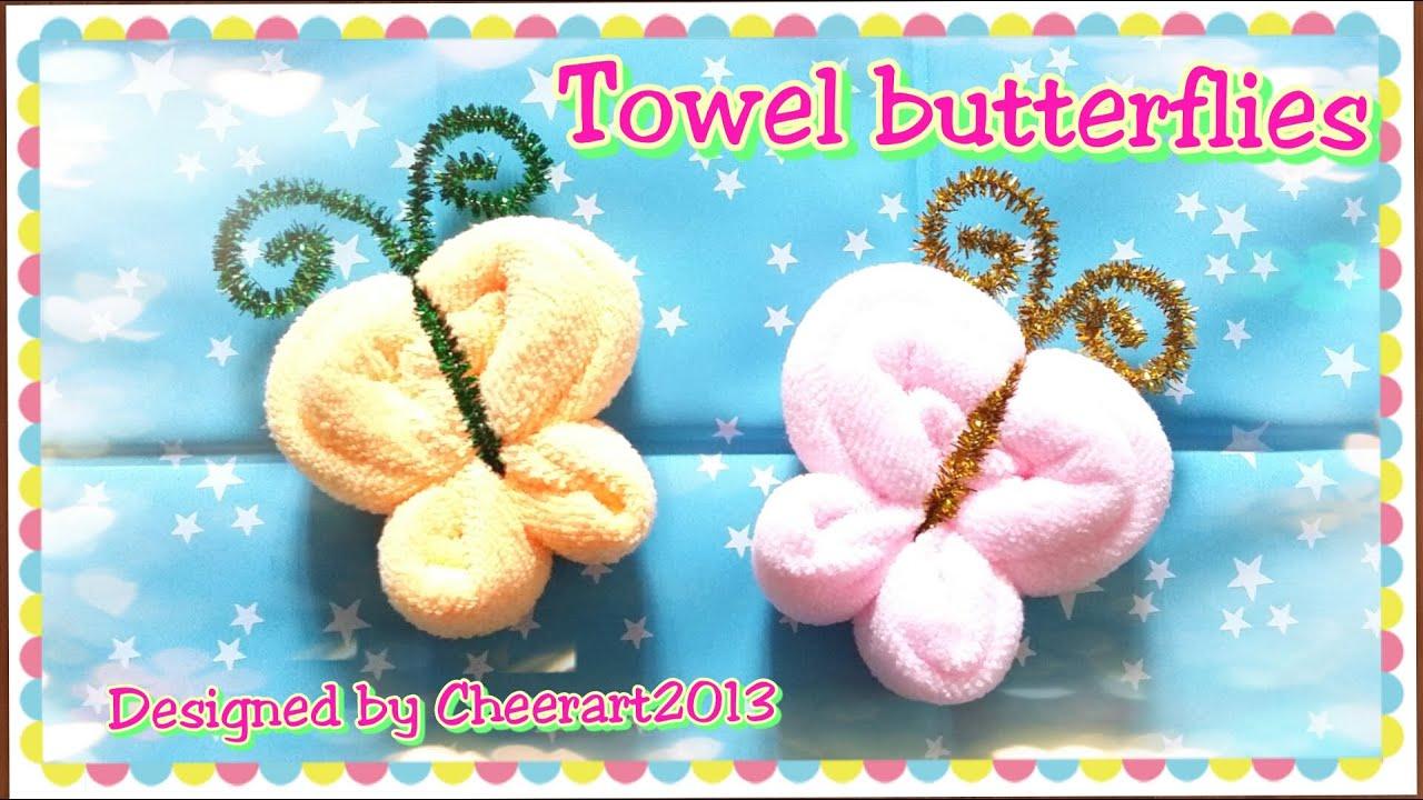 Wash Cloth Craft Ideas