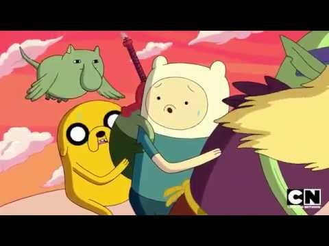 Adventure Time - The Great Birdman (Preview) Clip 2