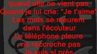 vuclip claude francois le telephone pleur