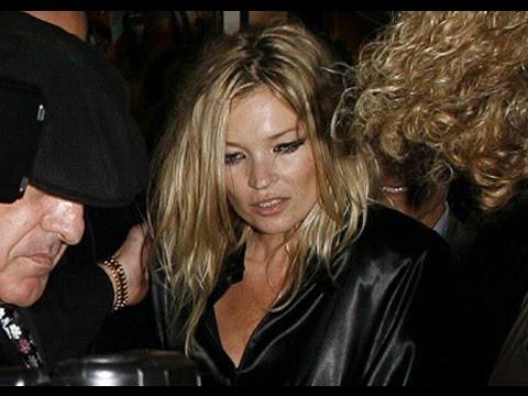 Kate Moss Kicked Off EasyJet Flight - Zennie62