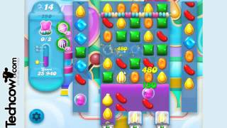 Candy Crush Soda Saga Level 290