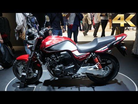 2020 HONDA CB400