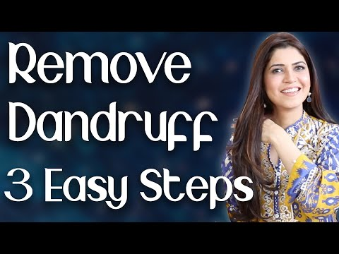 remove-dandruff-fast-with-3-easy-steps-/-how-to-get-rid-of-dandruff-/-home-remedy---ghazal-siddique