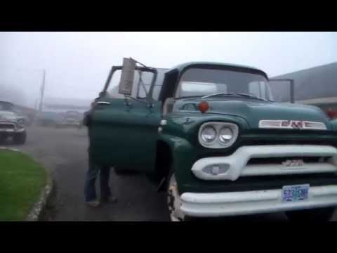 1959 GMC 36,000 Mile Survivor Truck Retrieval