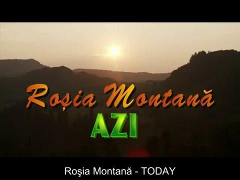 Rosia Montana Today