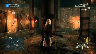 Assassin's Creed: Unity - Cella Constellatio Puzzle Room (1 of 3)
