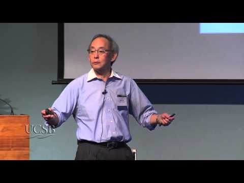 International Year of Light - Keynote Speaker Steve Chu