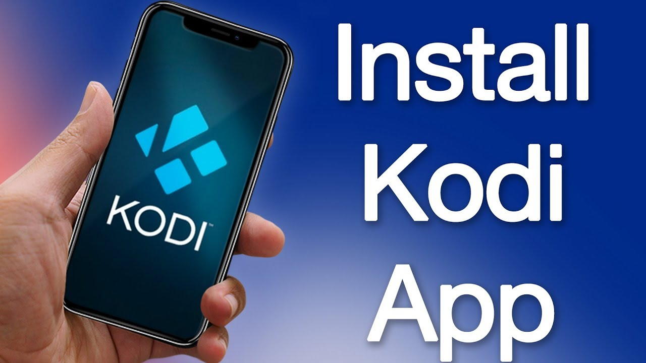 Install Kodi on iPhone and iPad iOS 11/12/10 Without Computer or Jailbreak  [2019]