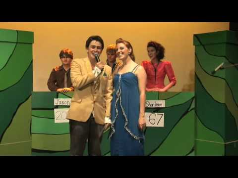 Green With Envy - Dags' 80's Game Show