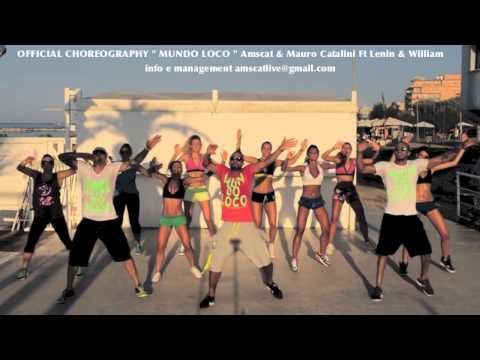 OFFICIAL CHOREOGRAPHY