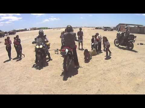 Baja Mexico Dual Sport Adventure Motorcycling 2016